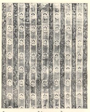 हिमरूकामाचा नमुना, औरंगाबाद, १८ वे शतक.