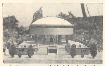 स्वातंत्रयवीर सावरकर स्मारक (नियोजित),शिवाजी पार्क, मुंबई.