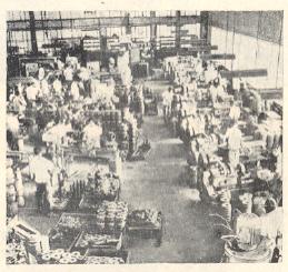 घाटगे-पाटील कास्टिंग कारखान्याचे अंतर्दृश्य,उचगाव (जिल्हा कोल्हापूर).