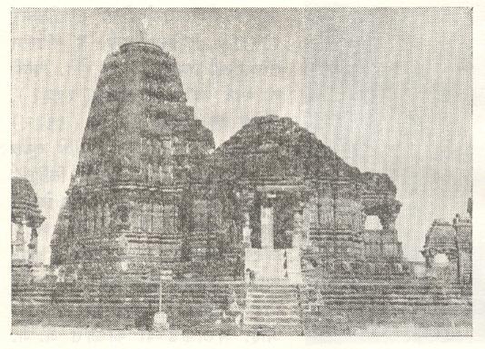 श्रीगोंदेश्वर मंदिर, सिन्नर (जि. नासिक).