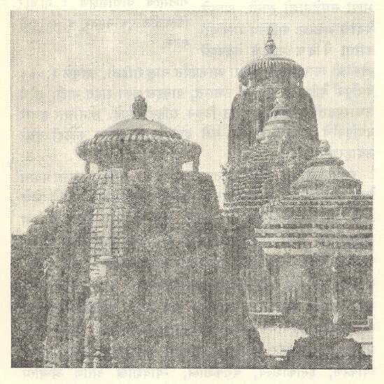 लिंगराज मंदिर, भुवनेश्वर. ओरिसा.
