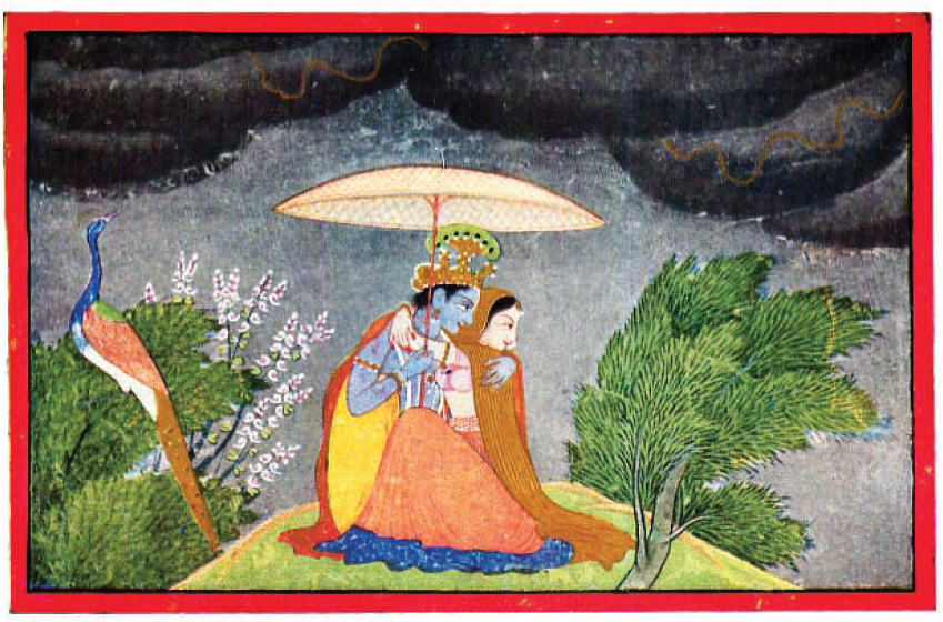 Kangra Painting An Indian miniature style