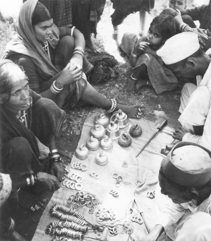 कोरकू विक्रेती